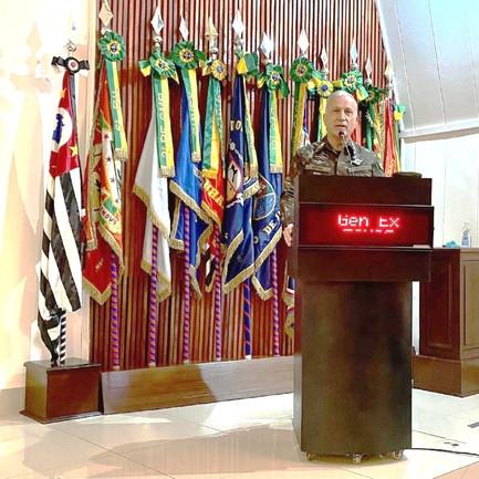 Visita ao Comando Militar do Sudeste (CMSE)