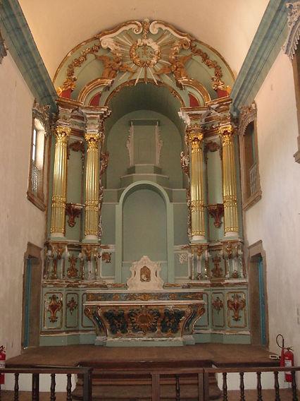 Altar depois