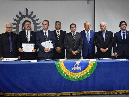 Seminário - Papel das Forças Armadas no Mundo Contemporâneo e Proteção Social dos Militares