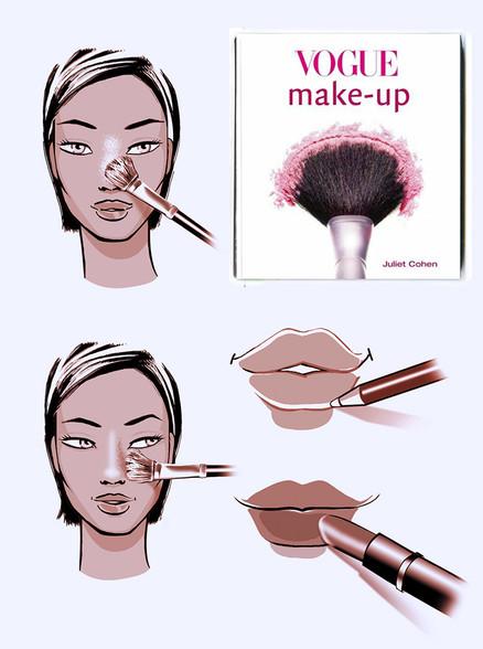 'Vogue Make Up' by Julie Cohen.