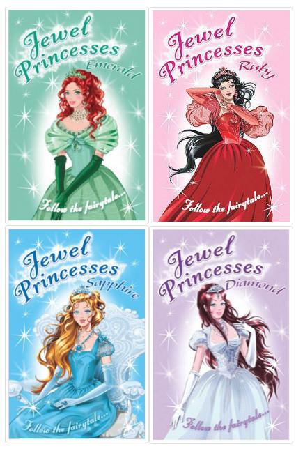 Jewel Princesses