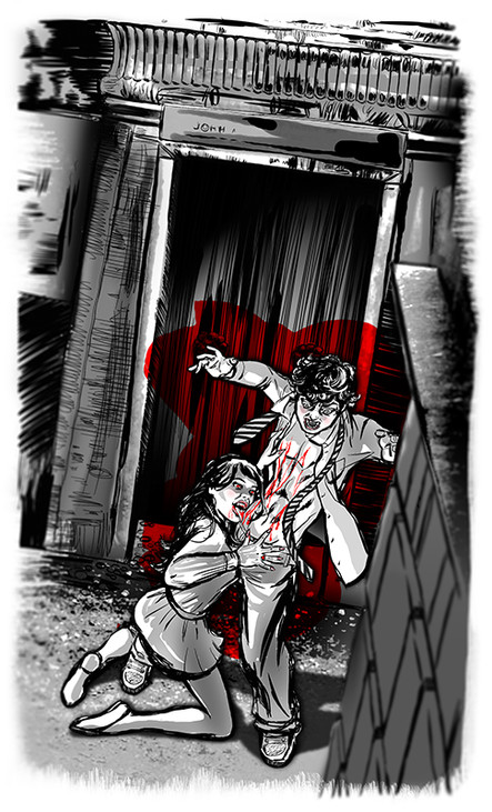 'Highgate Vampire' 3/5