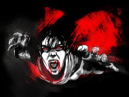 'Highgate Vampire' 5/5