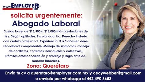 Abogado laboral y fiscal