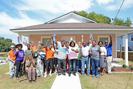 Reduce blight in Shreveport
