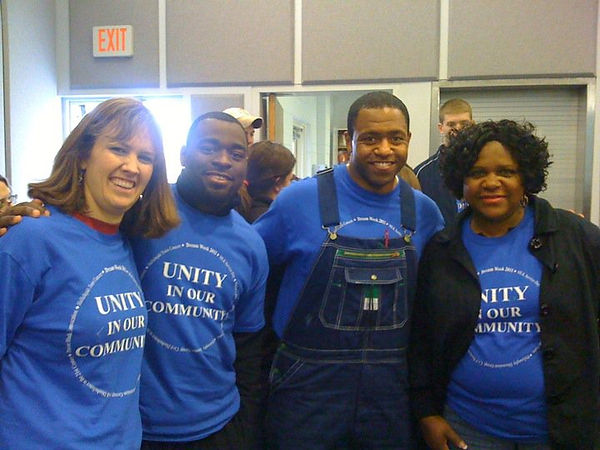 Unity in our Community of Shreveport