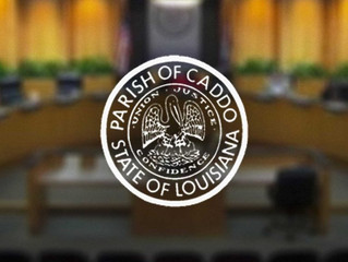 Caddo Commission Approves FY18 Budget: Reports 56% Reduction in Taxpayer Funded Travel Compared to F