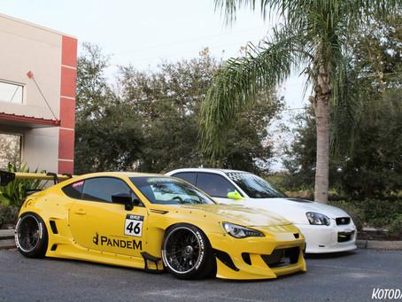 South Florida's Niche Subaru Scene