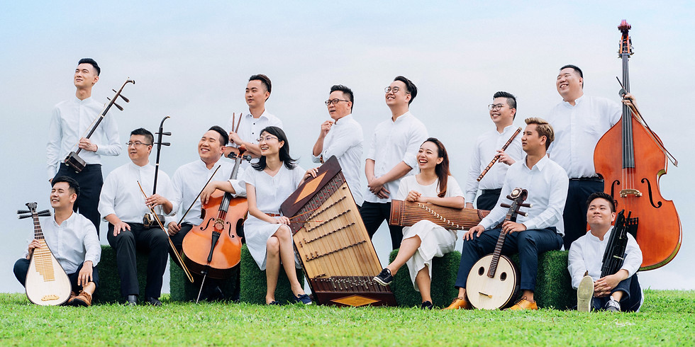 Ding Yi @TTS Hospital | Music For You 《艺起同乐》