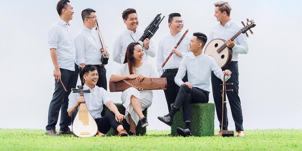 SPH 35th Anniversary Charity Concert 《新加坡报业控股35周年慈善音乐会》