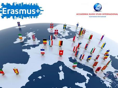 ERASMUS + Progetti internazionali