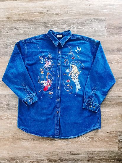 Wonderland Denim Shirt