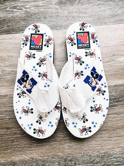 M Sandals