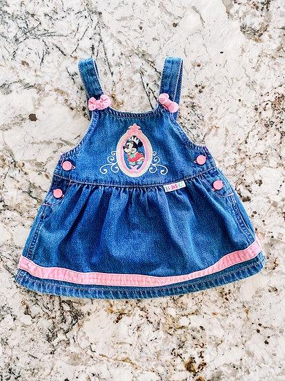 Princess Minnie Dress - Kids