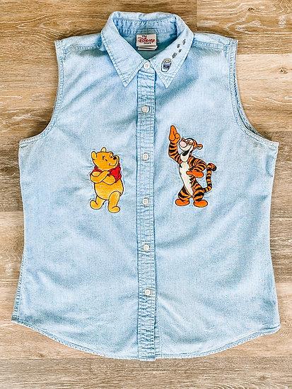 Pooh & Tigger Tank