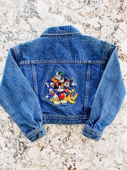 Disney Denim Jacket - Kids