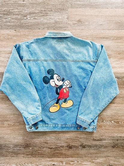 Mickey Denim Jacket