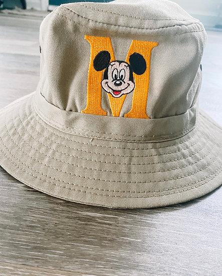 Mick Bucket Hat - Tan