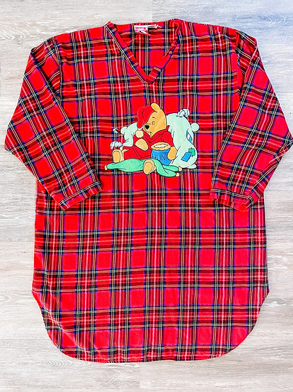 Pooh Night Gown