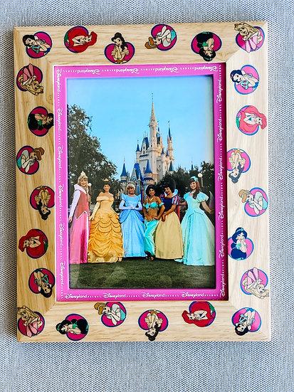 Disney Princess Vintage Print