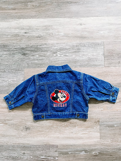 Baby Mickey Denim Jacket