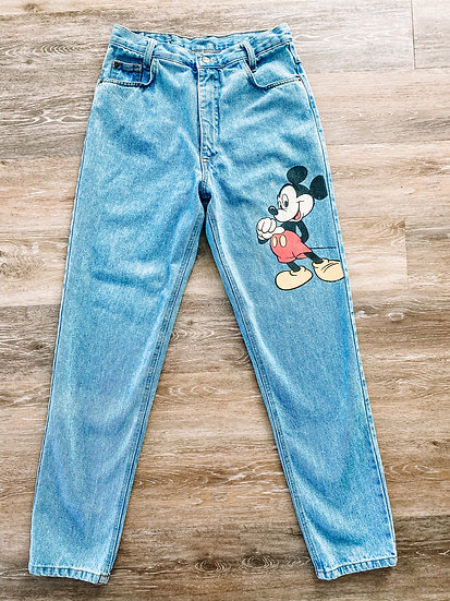 Mickey Jeans