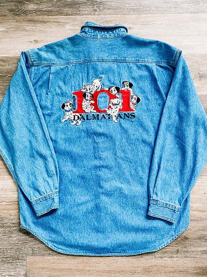 101 Denim Shirt