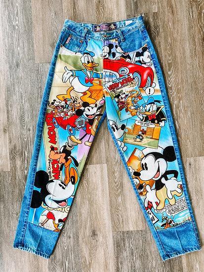 Vintage Disney Denim