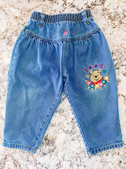 Pooh Pants - Kids