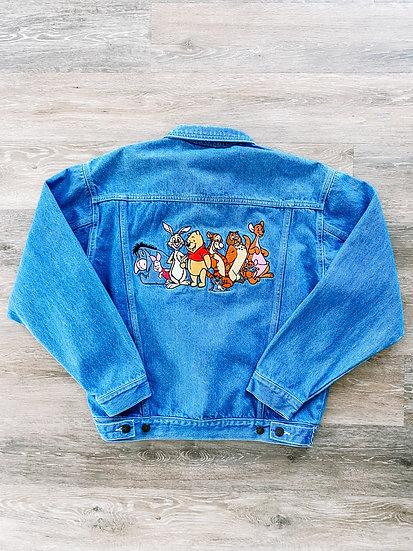 Pooh Denim Jacket
