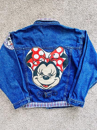 Mickey & Minnie Denim Jacket