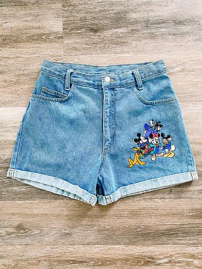 Park Ready Denim Shorts