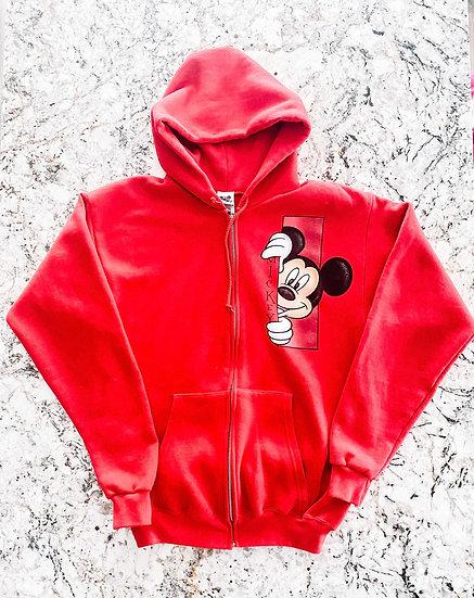 Mickey Zip Up