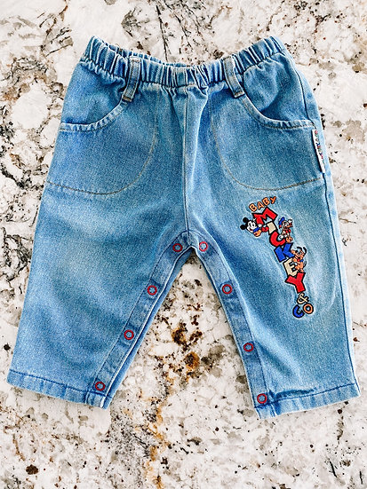 Baby Mickey Jeans - Kids