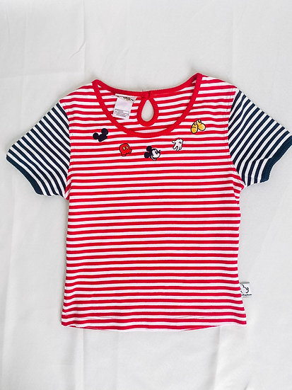 M Striped Shirt