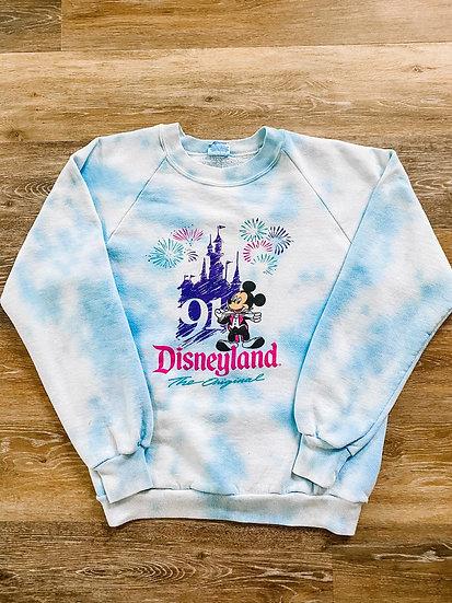 Disneyland Tie Dye