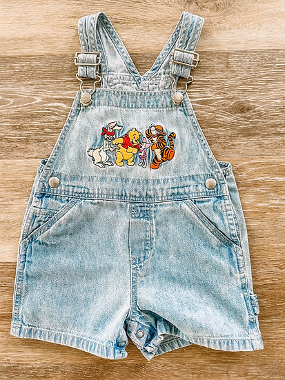 Pooh Overalls - children