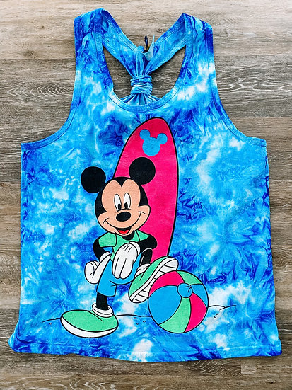 Summer Mickey Cover-up