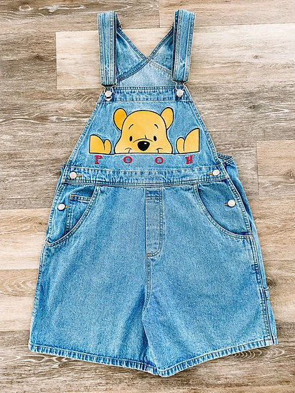 Pooh Overalls