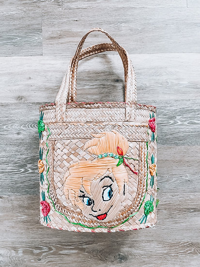 Tinkerbell Woven Tote