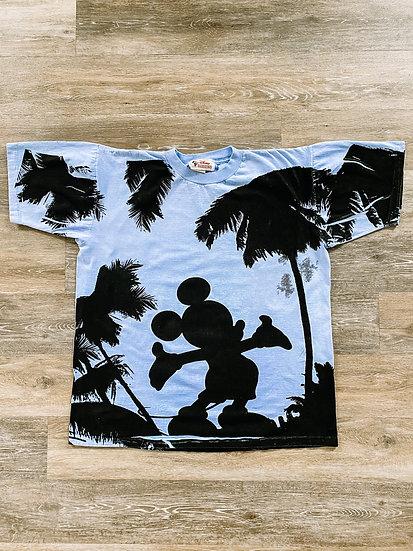 Hawaiian Mickey Tee