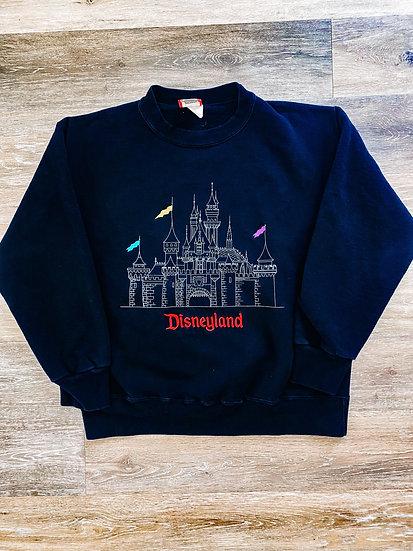 Disneyland Caste Crewneck