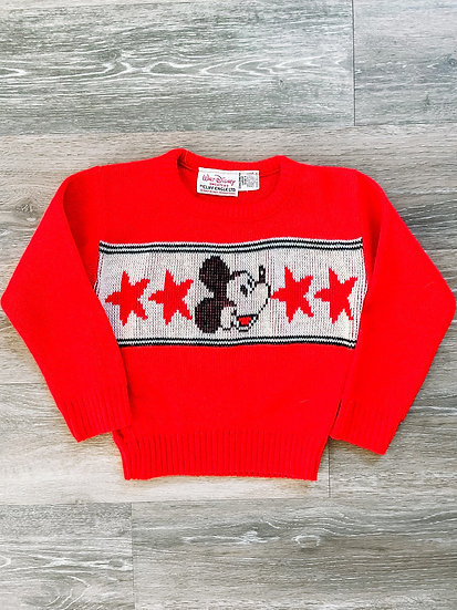 Mickey Star Sweater - Children's