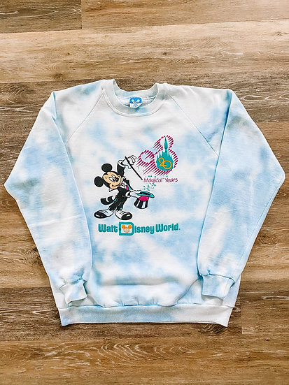 Disneyworld Tie Dye