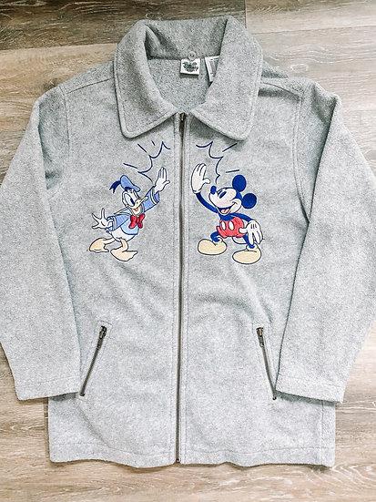 Donald & Mickey Fleece