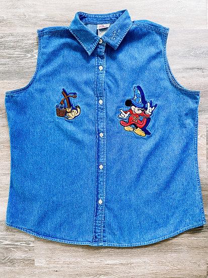 Fantasia Mickey Tank