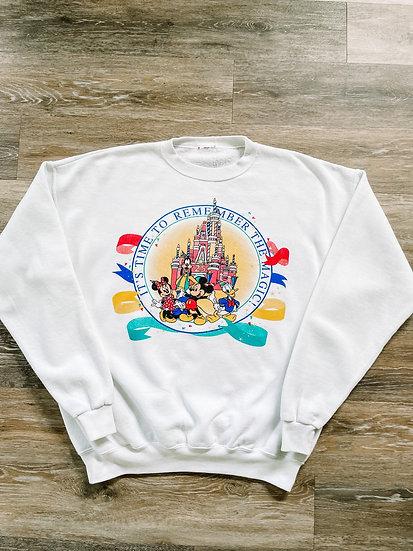 Candy Castle Sweatshirt