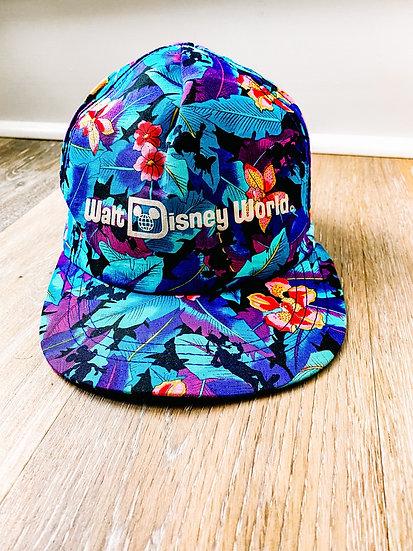 WDW Hawaiian Hat