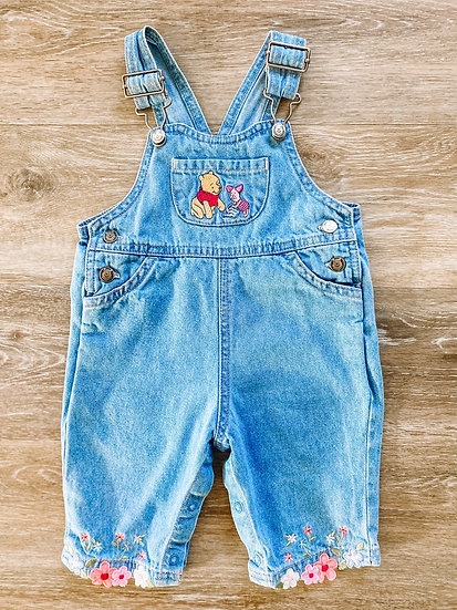 Pooh Overalls - Baby