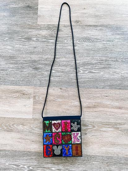 Mickey Sparkle Bag